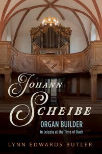 Johann Scheibe cover