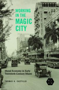 Working in the Magic City cover