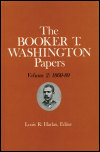 link to catalog page, Booker T. Washington Papers Volume 2