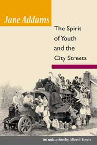Cover for ADDAMS: The Spirit of Youth and the City Streets