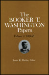 link to catalog page, Booker T. Washington Papers Volume 3