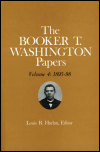 link to catalog page, Booker T. Washington Papers Volume 4