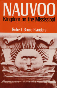 Cover for FLANDERS: Nauvoo: Kingdom on the Mississippi. Click for larger image