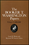link to catalog page, Booker T. Washington Papers Volume 5