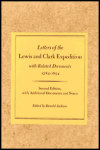 link to catalog page, Letters of the Lewis and Clark Expedition, with Related Documents, 1783-1854