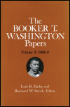 link to catalog page, Booker T. Washington Papers Volume 9