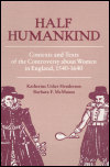 link to catalog page HENDERSON, Half Humankind