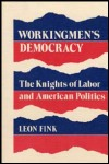 link to catalog page, Workingmen's Democracy