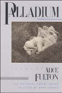 Cover for FULTON: Palladium: Poems