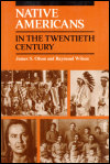 link to catalog page, Native Americans in the Twentieth Century