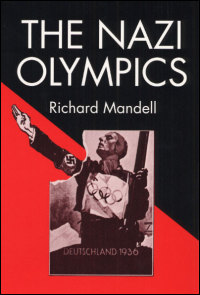 Cover for MANDELL: The Nazi Olympics. Click for larger image