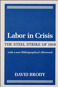 Labor in Crisis - Cover