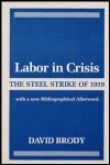 link to catalog page, Labor in Crisis