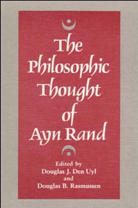 Cover for DEN UYL: The Philosophic Thought of Ayn Rand