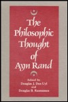 link to catalog page, The Philosophic Thought of Ayn Rand