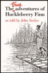 link to catalog page, The True Adventures of Huckleberry Finn