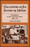 link to catalog page BUTLER, Daughters of Joy, Sisters of Misery