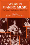 link to catalog page BOWERS, Women Making Music