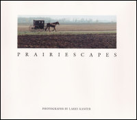 Cover for KANFER: Prairiescapes: Photographs. Click for larger image
