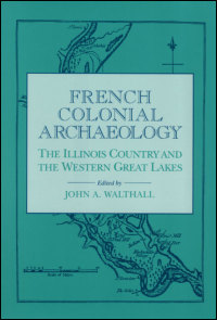 French Colonial Archaeology - Cover