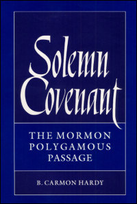Solemn Covenant - Cover