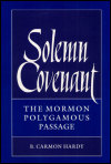 link to catalog page, Solemn Covenant
