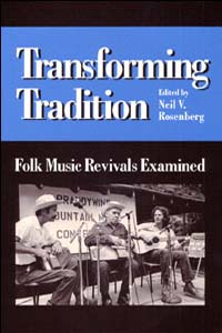 Transforming Tradition - Cover