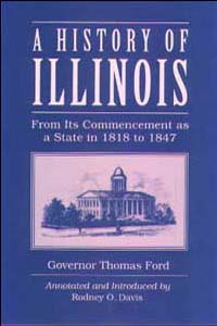 History of Illinois - Cover
