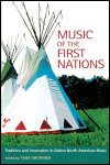 link to catalog page, Music of the First Nations