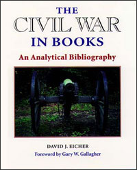 Cover for EICHER: The Civil War in Books: An Analytical Bibliography
