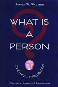 What Is a Person? - Cover