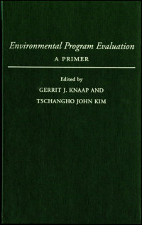Cover for KNAAP: Environmental Program Evaluation: A Primer. Click for larger image