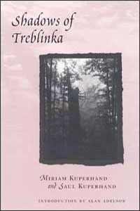 Shadows of Treblinka - Cover