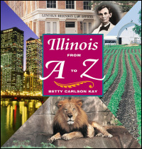 Cover for KAY: Illinois from A to Z. Click for larger image