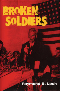 Cover for LECH: Broken Soldiers. Click for larger image
