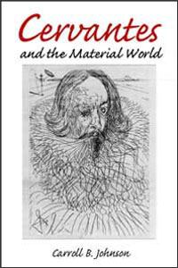 Cervantes and the Material World - Cover
