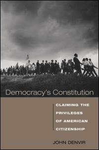 Democracy's Constitution - Cover