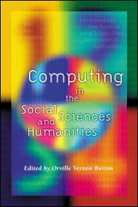 Computing in the Social Sciences and Humanities - Cover