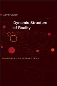 Dynamic Structure of Reality - Cover