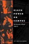 link to catalog page, Black Power on Campus