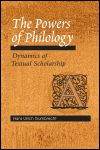 link to catalog page, The Powers of Philology