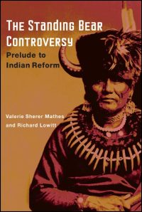 The Standing Bear Controversy - Cover