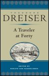 link to catalog page, A Traveler at Forty