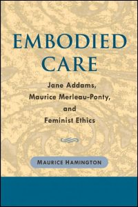 Embodied Care - Cover