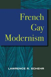 French Gay Modernism - Cover