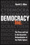 link to catalog page, Democracy, Inc.