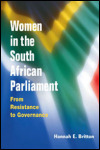 link to catalog page, Women in the South African Parliament