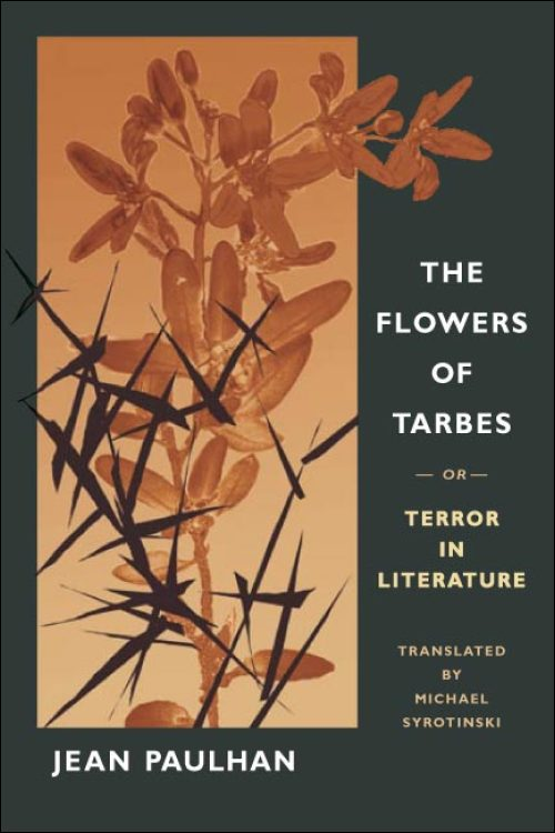 ui press | jean paulhan | the flowers of tarbes: or, terror in