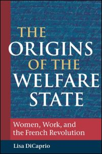 The Origins of the Welfare State - Cover