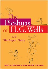 The Picshuas of H. G. Wells - Cover